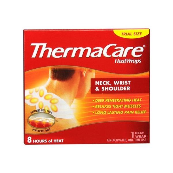 ThermaCare Neck Wrist Shoulder HeatWraps