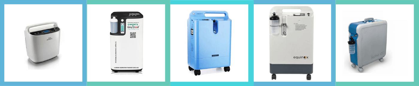 Oxygen Concentrators at your DoorStep!
