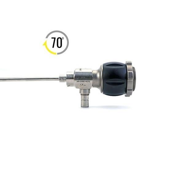 Arthrex 3.5 mm 70o HD SYNERGY Hip Arthroscope C Mount 204 mm