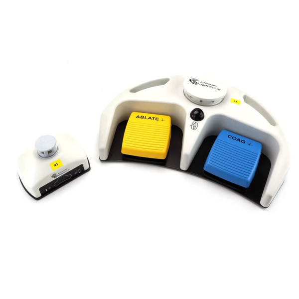 Arthrocare Foot Control with Wireless Transmitter.webp 2
