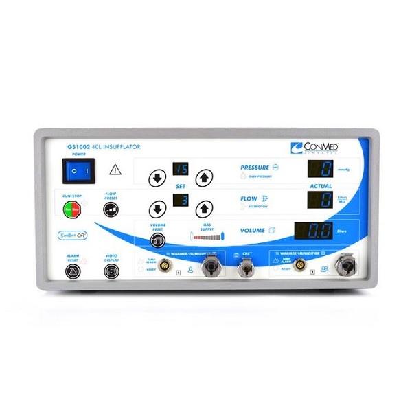 ConMed Linvatec 40 Liter Dual Port Insufflator 1