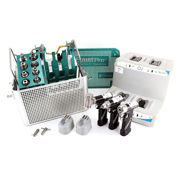 ConMed Linvatec MPower 2 Master Set with Battery Charger