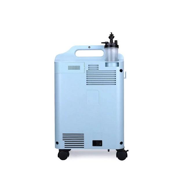 DEDAKJ DE Y5AW 5L Oxy Med Oxygen Concentrator Generator Inbuilt Nebulizer Respironics Oxygen Machine 2