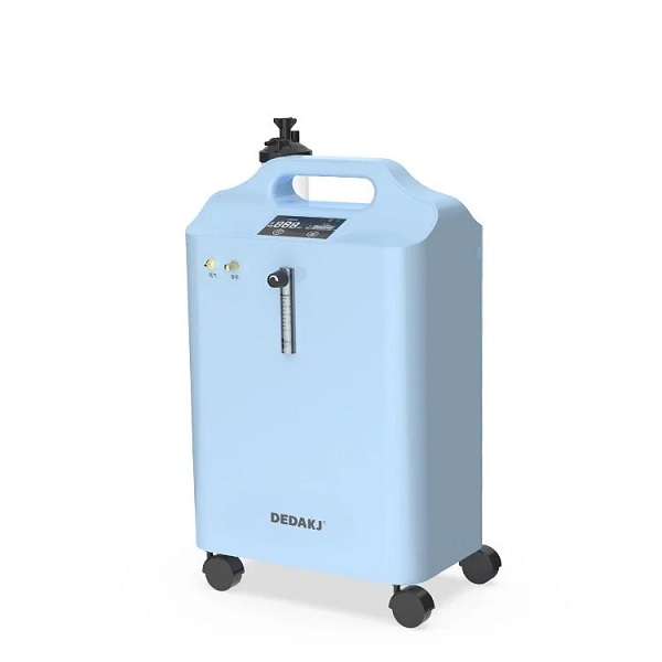 DEDAKJ DE Y5AW 5L Oxy Med Oxygen Concentrator Generator Inbuilt Nebulizer Respironics Oxygen Machine 3