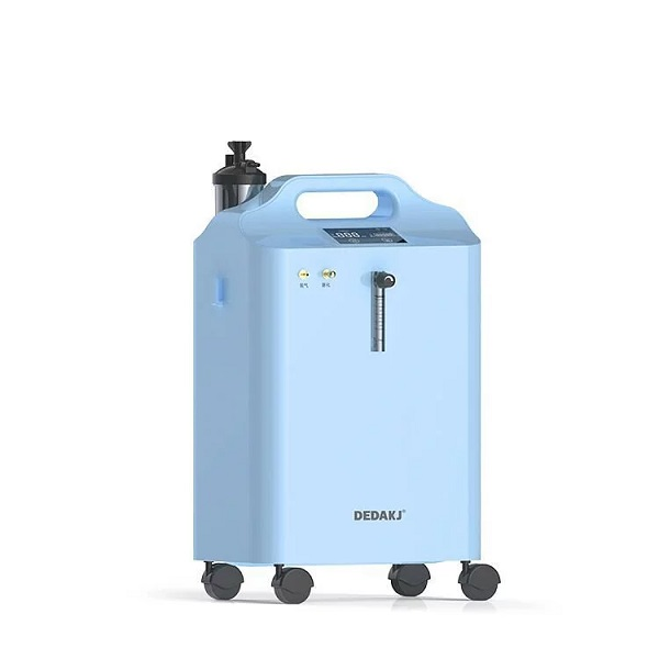 DEDAKJ DE Y5AW 5L Oxy Med Oxygen Concentrator Generator Inbuilt Nebulizer Respironics Oxygen Machine 4