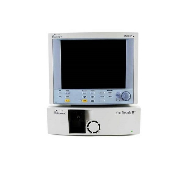 Datascope Passport™ 2 Patient Monitor w Gas Module II