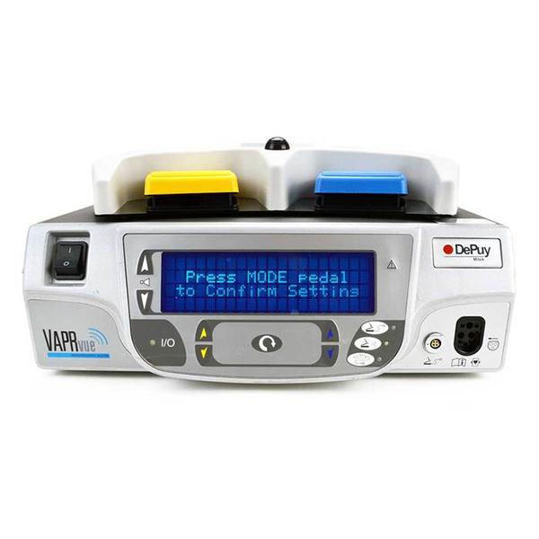 DePuy Mitek VAPR® VUE™ RF Ablation System with Wired Footswitch