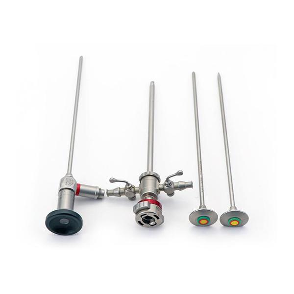 Karl Storz 4.0 mm 30o HOPKINS II Arthroscope Kit with 495ND Light Cable 1