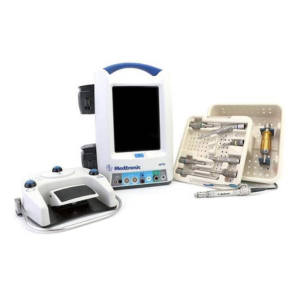 Medtronic Midas Rex Electric EM210 Neuro Drill kit with IPC300