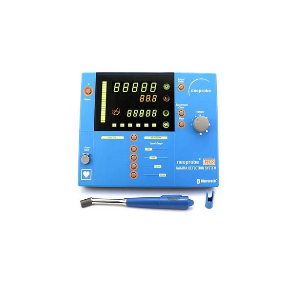 Neoprobe Gamma Detection System Model 2300 with Bluetooth 14.0 mm Probe
