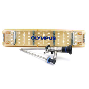 Olympus A70941A TrueView™ II Arthroscope Set with Hardware
