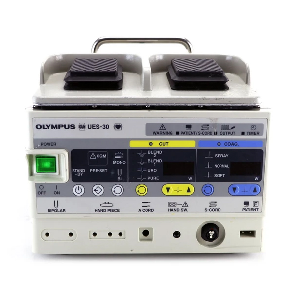 Olympus UES 30 Electrosurgical Generator with Foot Pedal.webp