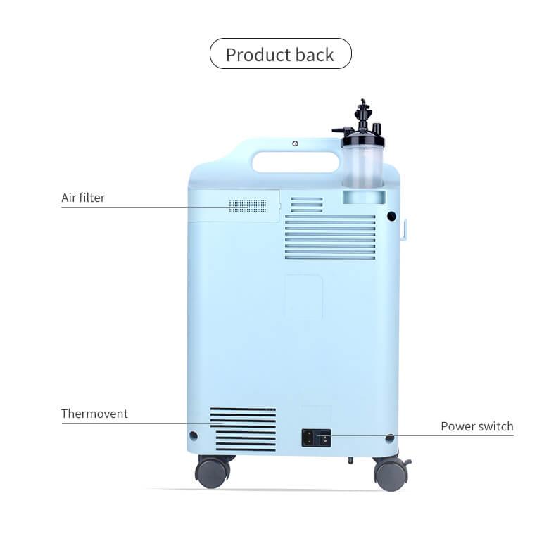 Oxygen concentrator model DE Y5AW 2