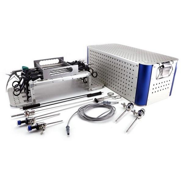 Pediatric Laparoscopic Instrument Set