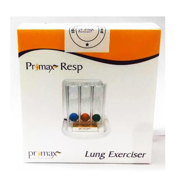 Primax Respirometer Spirometer Lung Exerciser 1