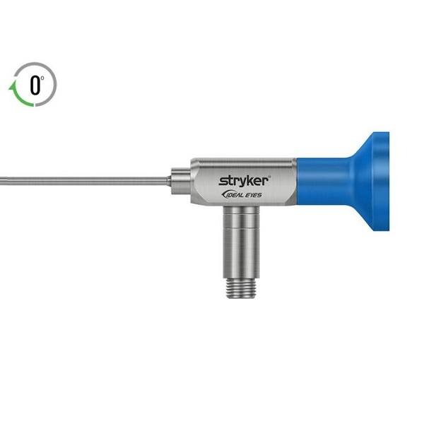 Stryker 2.3 mm 0° IDEAL EYES™ HD Autoclavable Arthroscope Eyepiece J Lock 72 mm