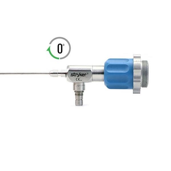 Stryker 2.3 mm 0o Autoclavable Arthroscope C Mount Speed Lock™ 72 mm