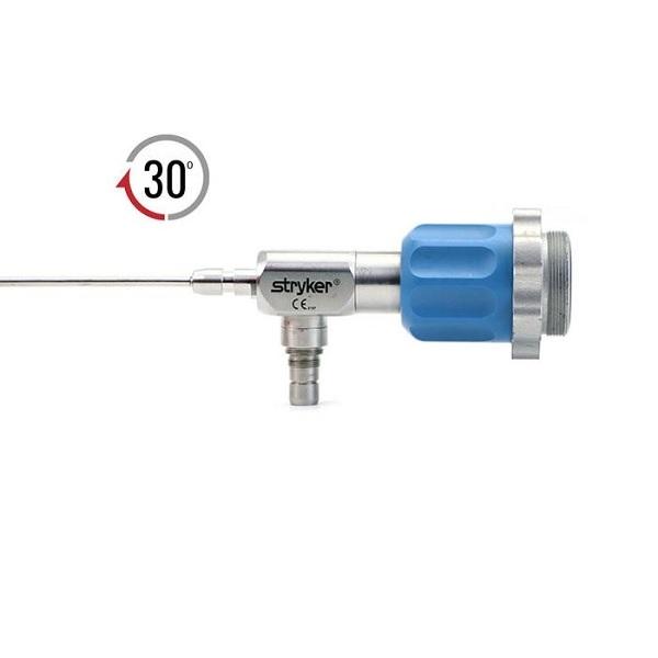 Stryker 2.3 mm 70o Autoclavable Arthroscope C Mount Speed Lock™ 72 mm 1
