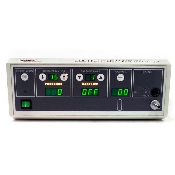 Stryker 30 Liter High Flow Insufflator