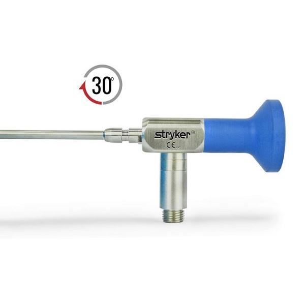 Stryker 4.0 mm 30° Arthroscope Eyepiece Speed Lock™ 140 mm