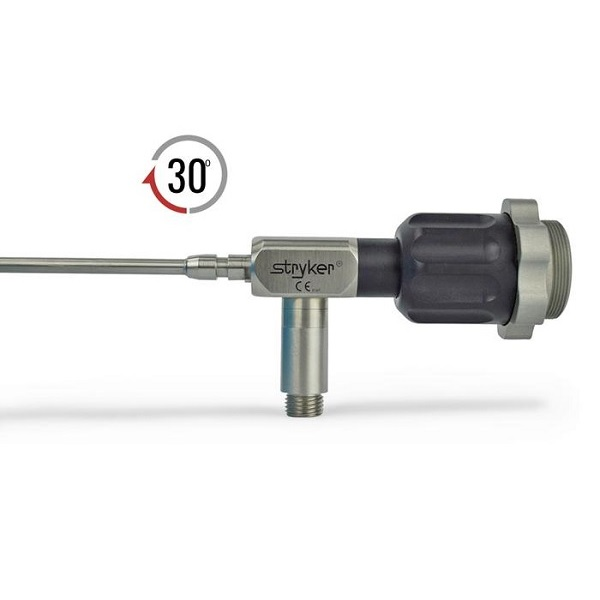 Stryker 4.0 mm 30o Non Autoclavable Arthroscope C Mount Reverse Cant Speed Lock™ 140 mm