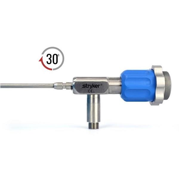 Stryker 4.0 mm 30o Reverse Cant Autoclavable Arthroscope C Mount Speed Lock™ 140 mm