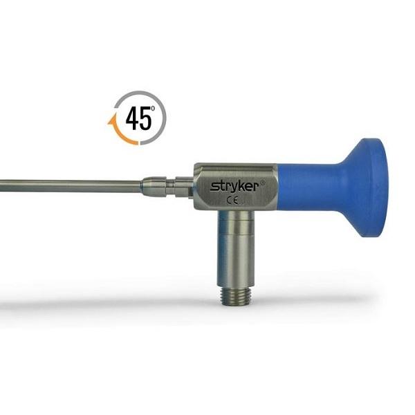 Stryker 4.0 mm 45° Arthroscope Eyepiece Speed Lock™ 140 mm