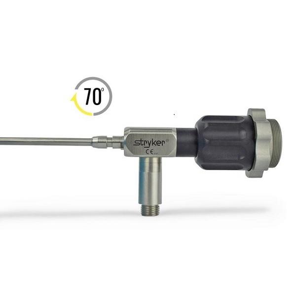 Stryker 4.0 mm 70o Non Autoclavable Arthroscope C Mount Speed Lock™ 140 mm