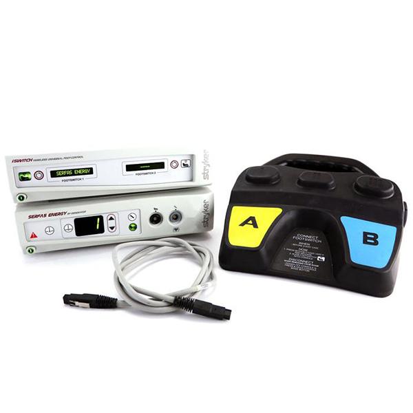 Stryker SERFAS Energy RF Generator Wireless System