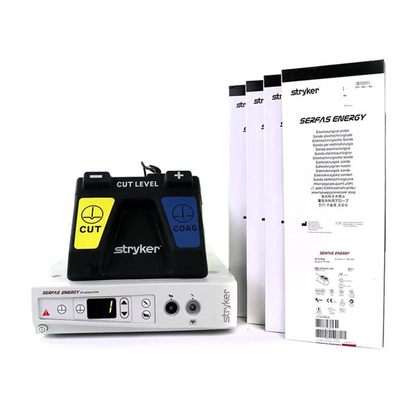 Stryker SERFAS Energy RF Generator with SERFAS Footswitch.webp