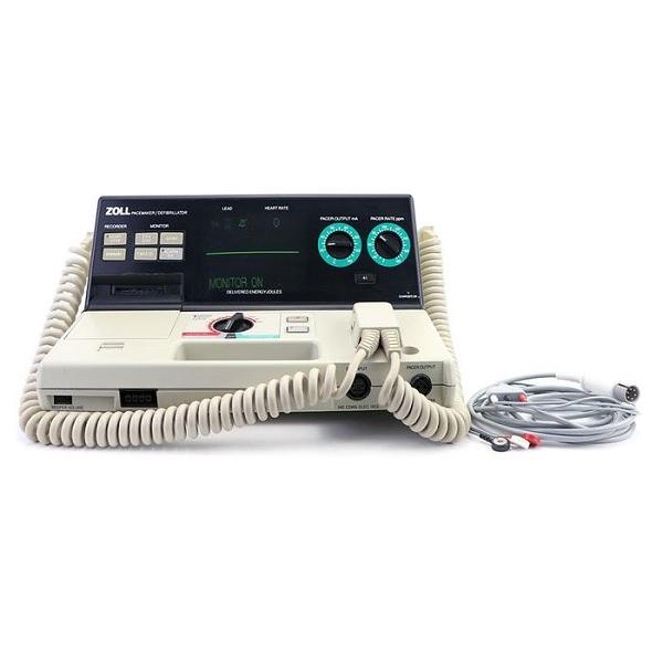 Zoll Pacemaker Defibrillator