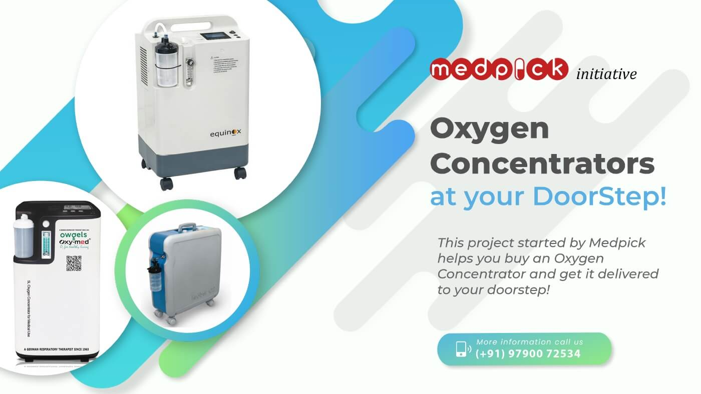 oxygen concentrator at your doorstep 1