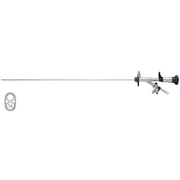 Olympus 6.4 7.8 Fr Semi Rigid Ureteroscope 4.2 Fr Single Channel 330 mm
