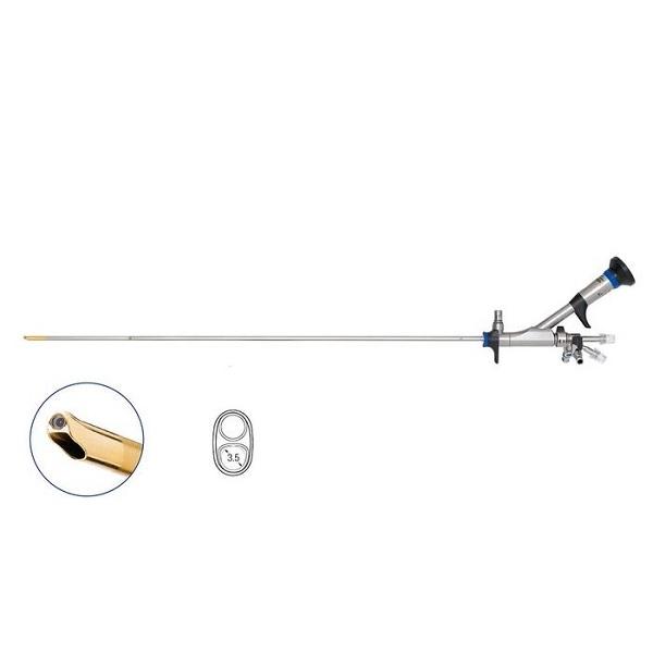 Olympus 6.4 7.9 Fr OES Pro Semi Rigid Ureteroscope 4.2 Fr Single Channel Angled 7o 330 mm