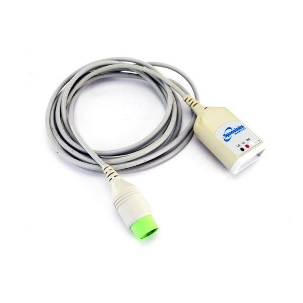 Spacelabs Tru Link ECG Cable 3 Lead