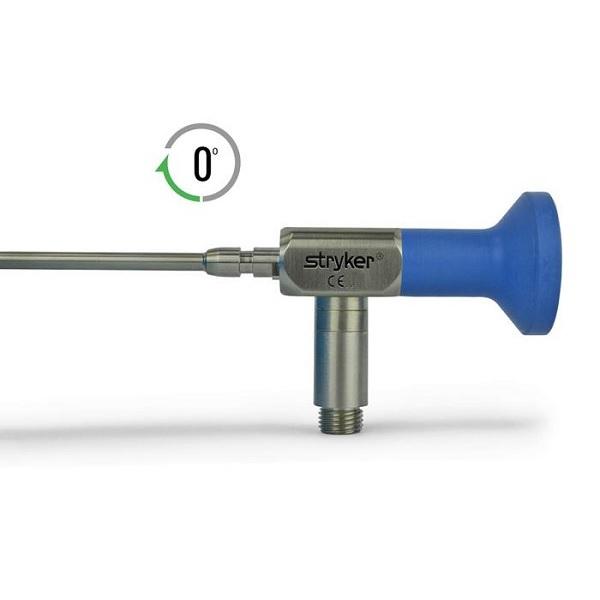Stryker 4.0 mm 0° Autoclavable Arthroscope Eyepiece Speed Lock™ 140 mm