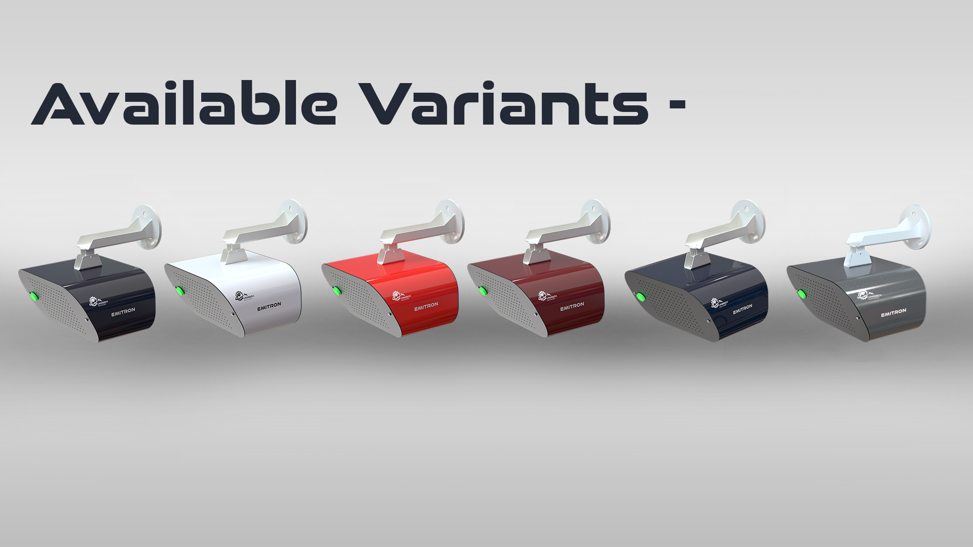 available variants