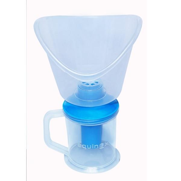 Equinox Facial Steam Inhaler-Equinox Steam Vaporiser EQ-VP-01 Online At Medpick