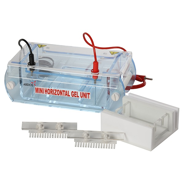 ABDOS Mini Horizontal Gel Unit is available for best price at Medpick