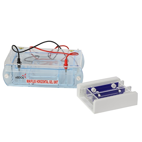 ABDOS Mini Plus Horizontal Gel Unit is available for best price at Medpick