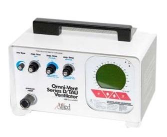 Allied OmniVent Series – MRI compatible