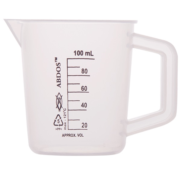 Beakers With Handle, PP & TPX is available for best price at Medpick.