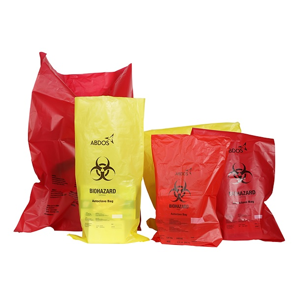 Biohazard Disposable Bags is available for best price at Medpick.