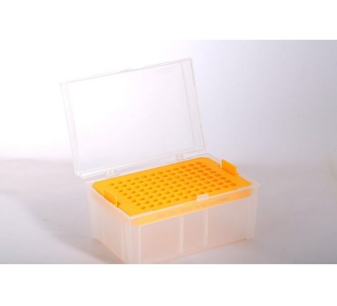Empty Micro Tip Box, PP is available for best price at Medpick.