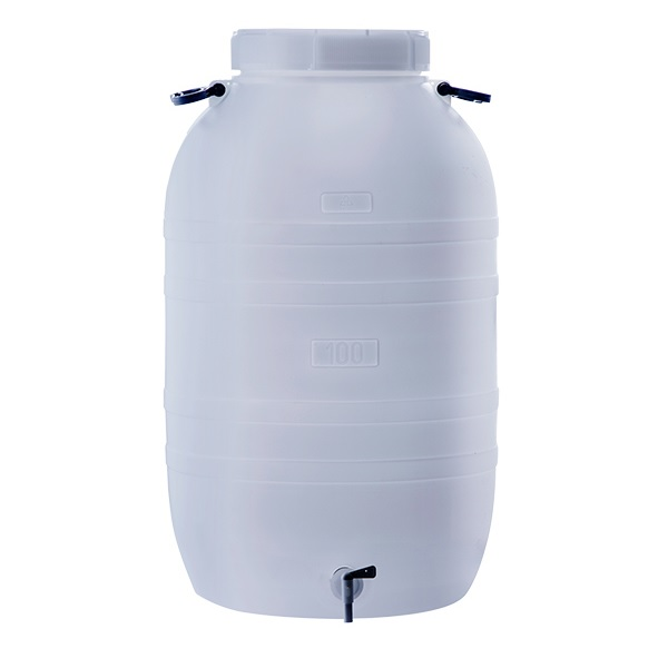 Heavy Duty Wide Mouth Carboy with Stopcock, HDPE is available for best price at Medpick.