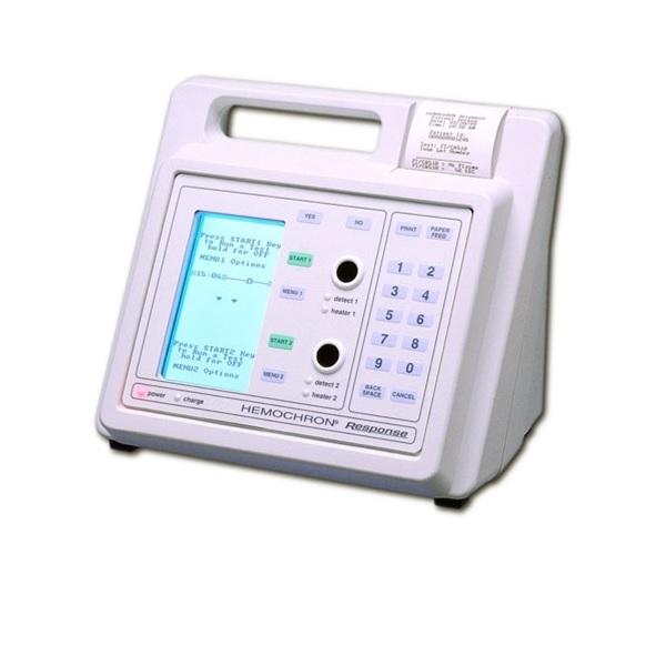 Hemochron® Response Coagulation Monitor