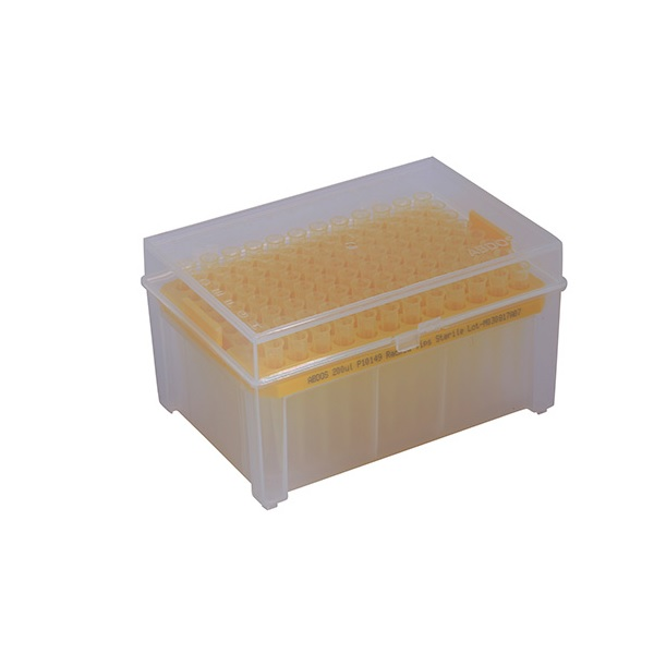 Last Drop™ Low Retention Filter Pipette Tips – Sterile Racked PP