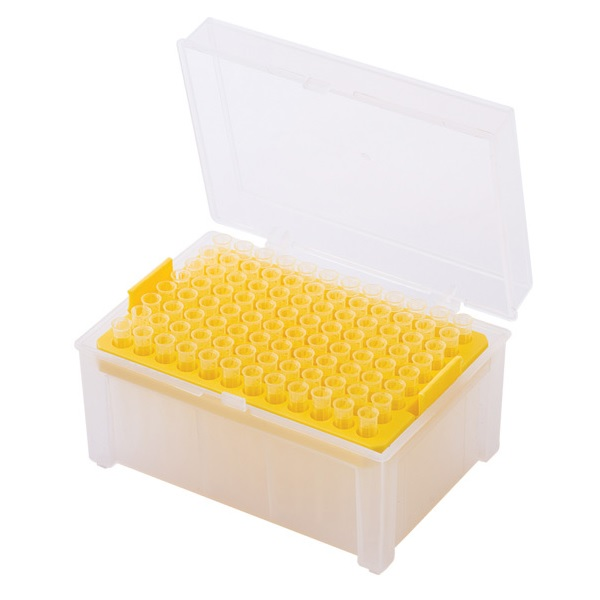 Last Drop™ Low Retention Pipette Tips Sterile Racked PP