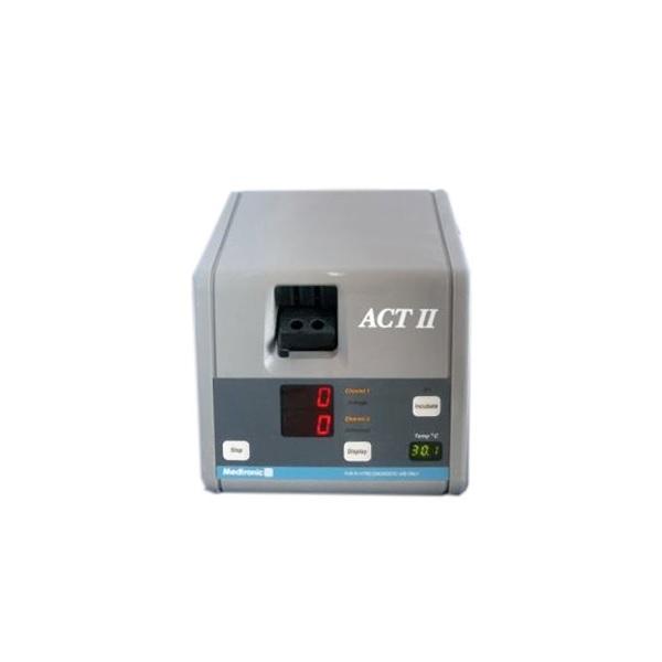 MEDTRONIC ACT II Coagulation Analyzer