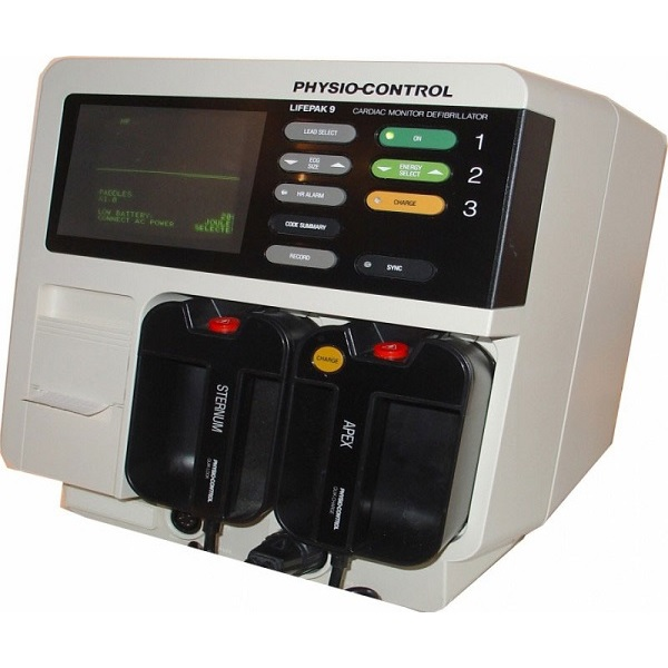 Physio control LIFEPAK 9